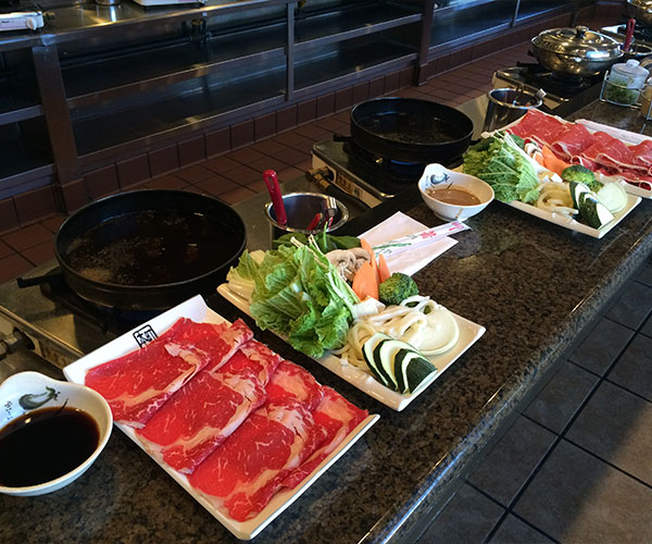 Swish Japanese Hot Pot Sushi